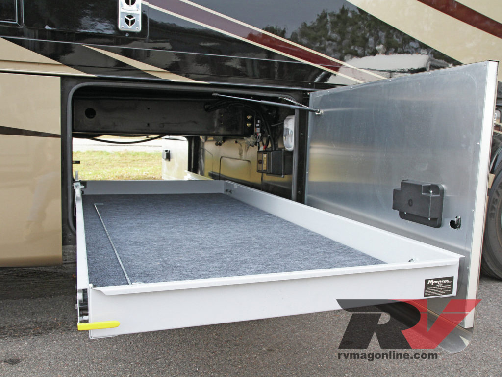 1203rv-05+2012-phaeton-40-qbh-tiffin-motorhome-overview+cargo-storage-tray