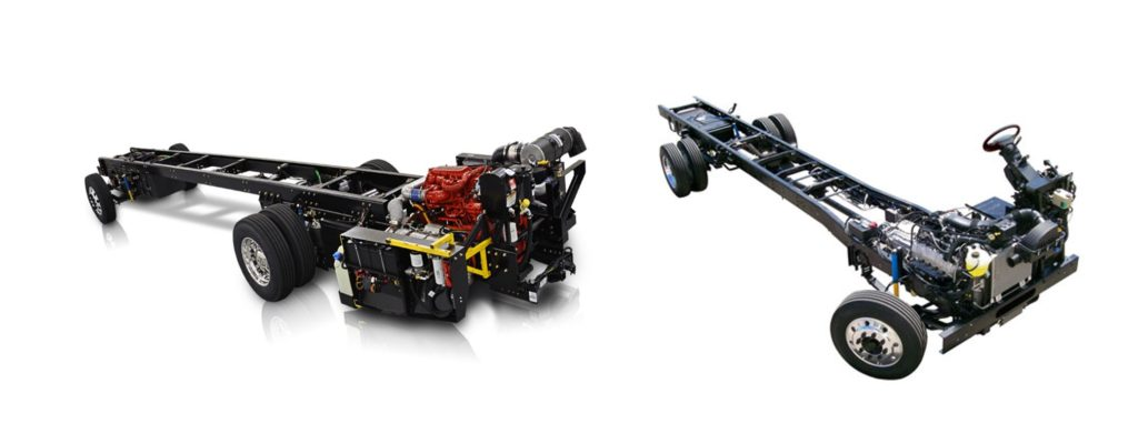 Diesel vs. gas chassis